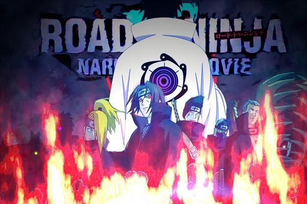 Tags: Anime, Akatsuki, NARUTO, Uchiha Sasuke, Deidara