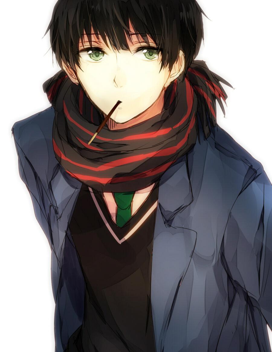 Anime Characters With 3 Eyes : Nase hiroomi zerochan