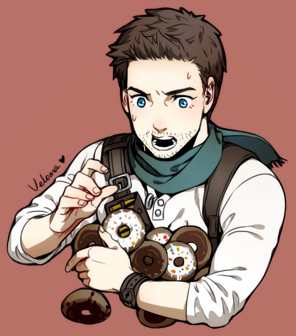 Nathan Drake Fanart Zerochan Anime Image Board