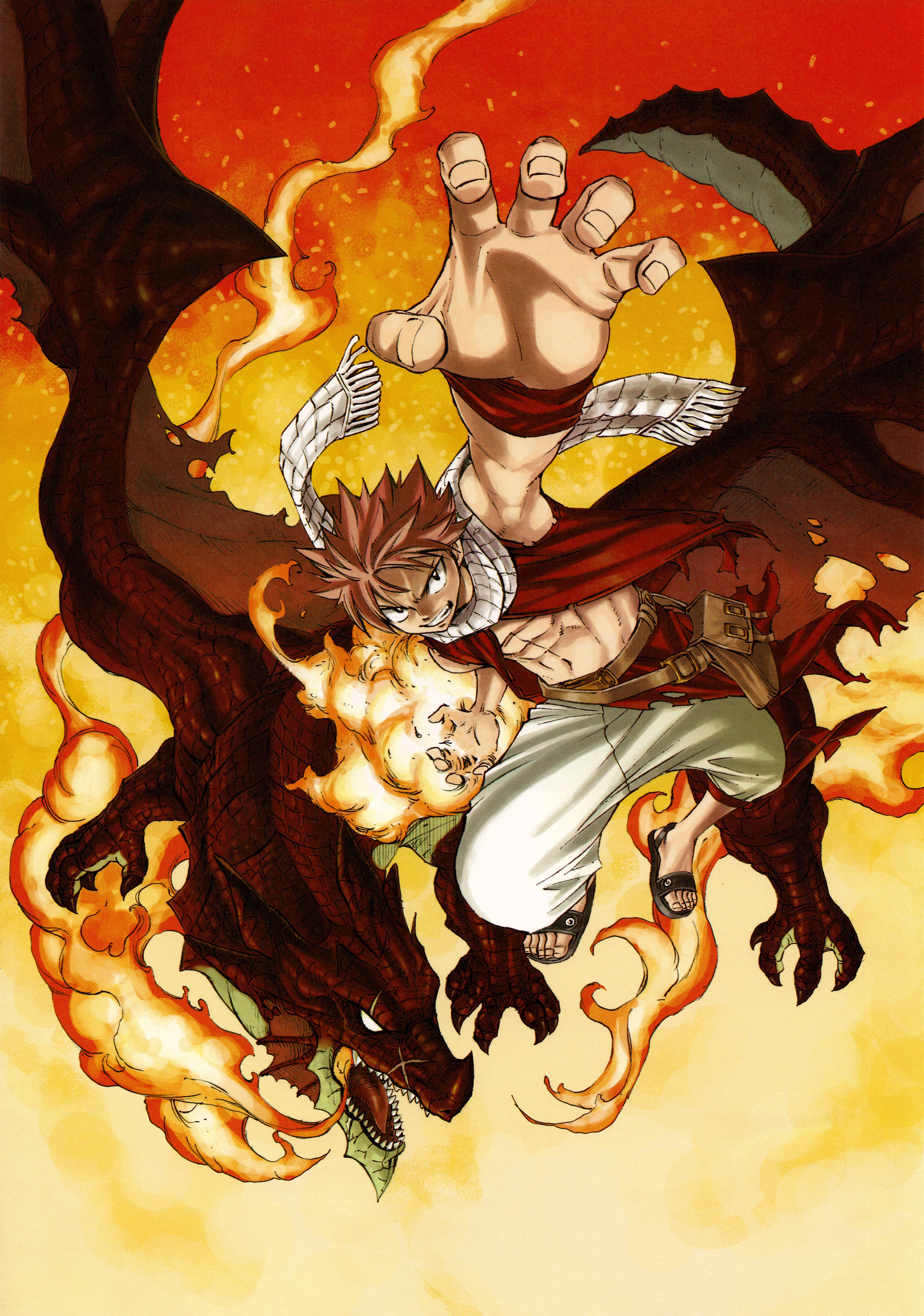 Tags Anime Mashima Hiro FAIRY TAIL Fairy Tail Illustrations Fantasia