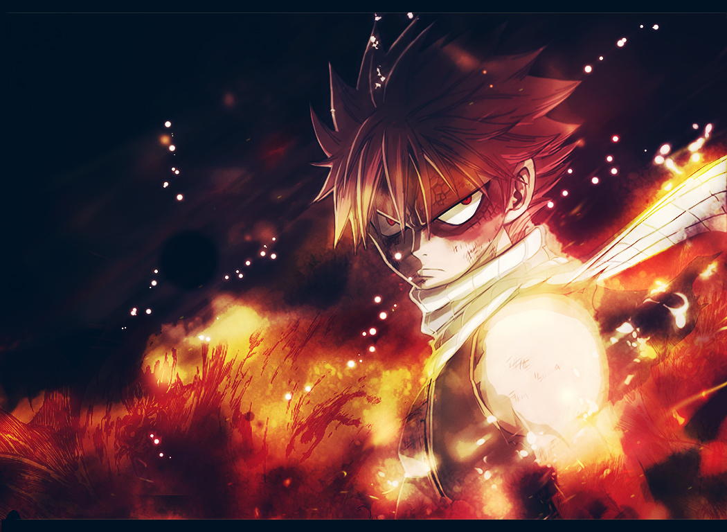Natsu Dragneel Wallpaper by VikChan13 on DeviantArt