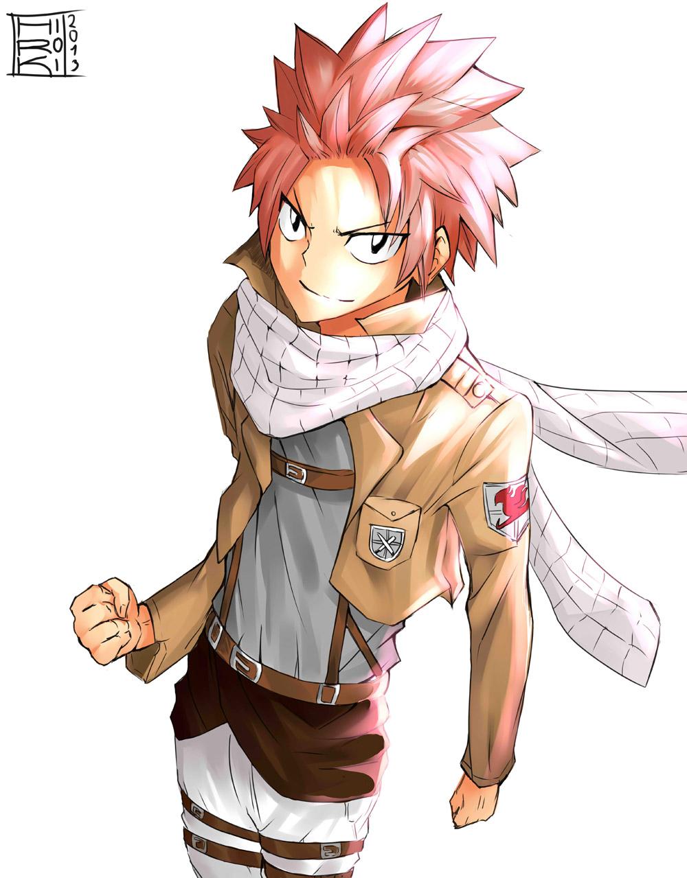 Natsu Dragneel - FAIRY TAIL - Zerochan Anime Image Board