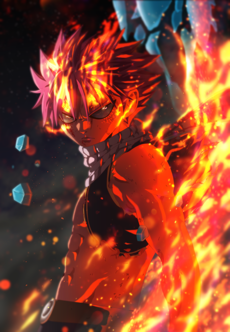 Wallpaper Fairy Natsu HD for Android APK