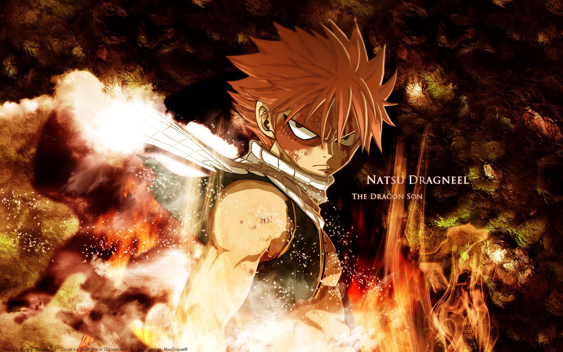 Natsu Dragneel FAIRY TAIL Wallpaper 239191 Zerochan Anime