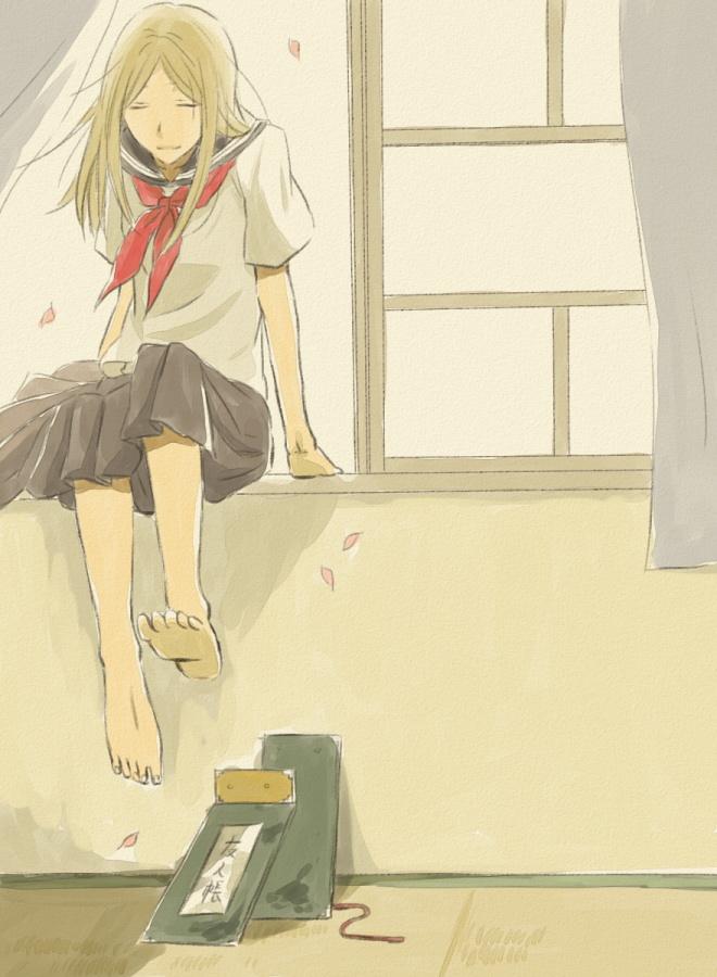Tags: Anime, Rcsemato, Natsume Yuujinchou, Natsume Reiko, Pixiv