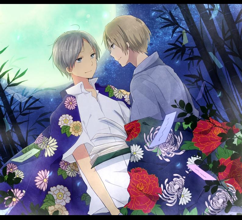 Download Anime Natsume Yuujinchou: Hotarubi No Mori E (Into The Forest Of Fireflies Light