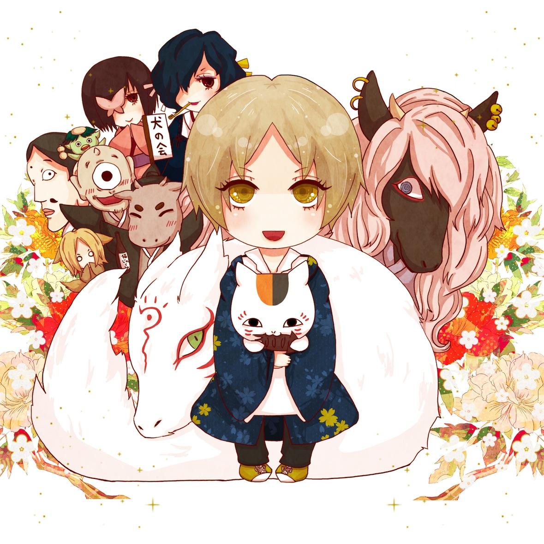 Download Anime Natsume Yuujinchou: Page 2 Of 2 - Zerochan Anime