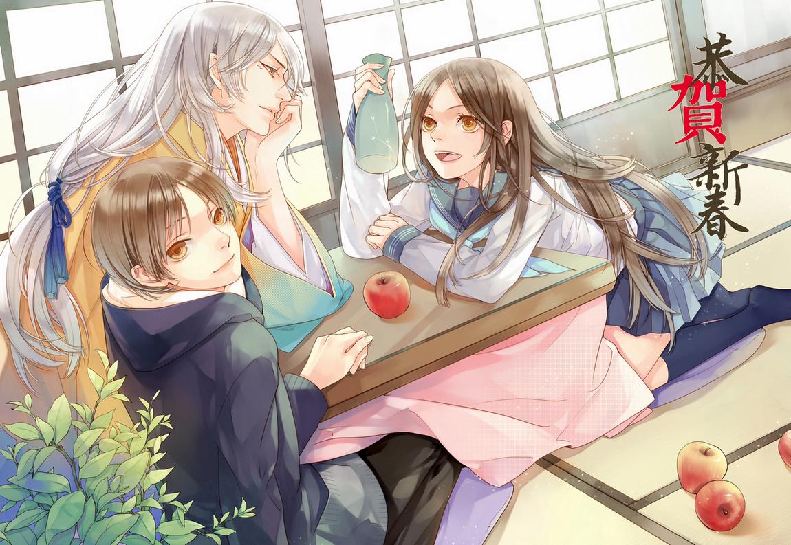 Natsume Yuujinchou (Natsume's Book Of Friends ) - Yuki ...  Natsume Yuujinc...