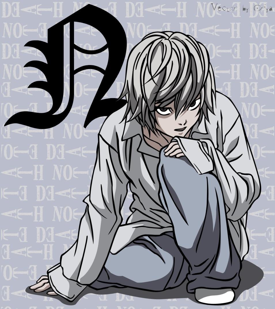 Near - DEATH NOTE - Image #307889 - Zerochan Anime Image Board