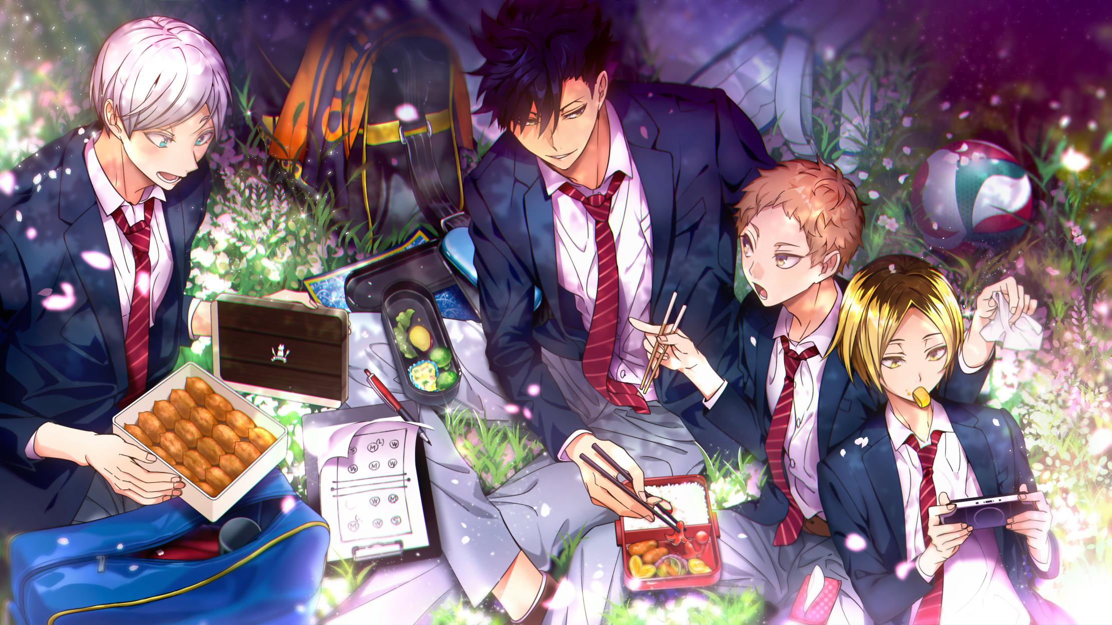 Nekoma High Haikyuu Image 2034496 Zerochan Anime Image Board