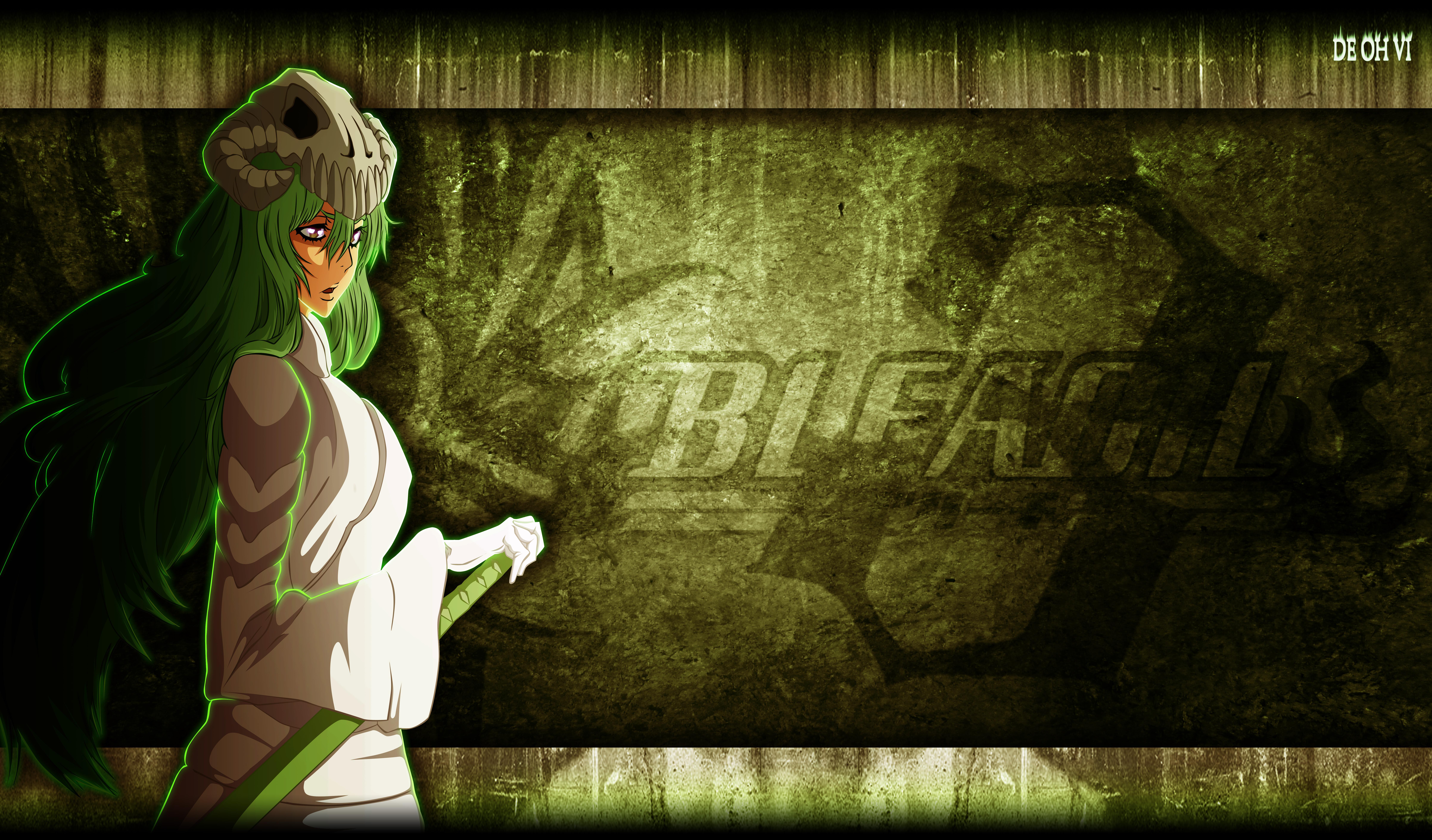 Neliel Tu Oderschvank Bleach Wallpaper 1367798 Zerochan Anime