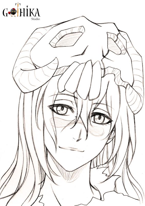 Bleach Neliel Drawing Tags Anime Bleach Neliel tu