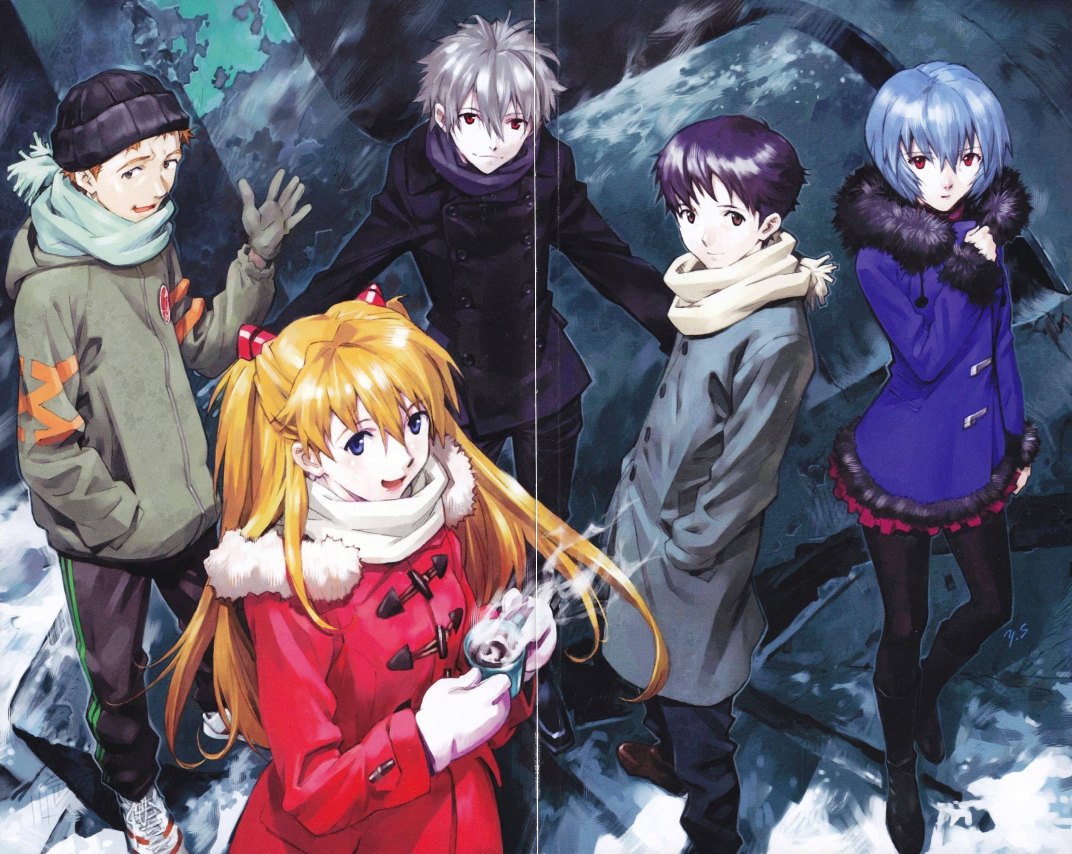 Neon Genesis Evangelion Genesis 0 1 Movie free download HD 720p