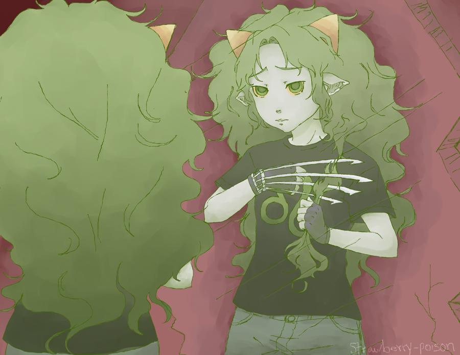 Nepeta Leijon Homestuck Image 1071143 Zerochan Anime Image Board
