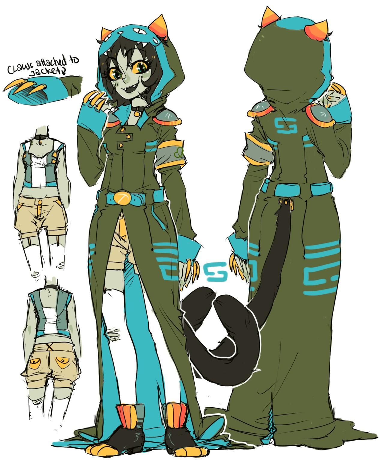 nepeta leijon homestuck zerochan anime image board