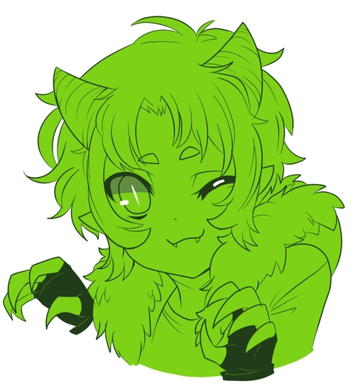 Tags: Anime, Fanart, Homestuck, Nepeta Leijon, Tumblr