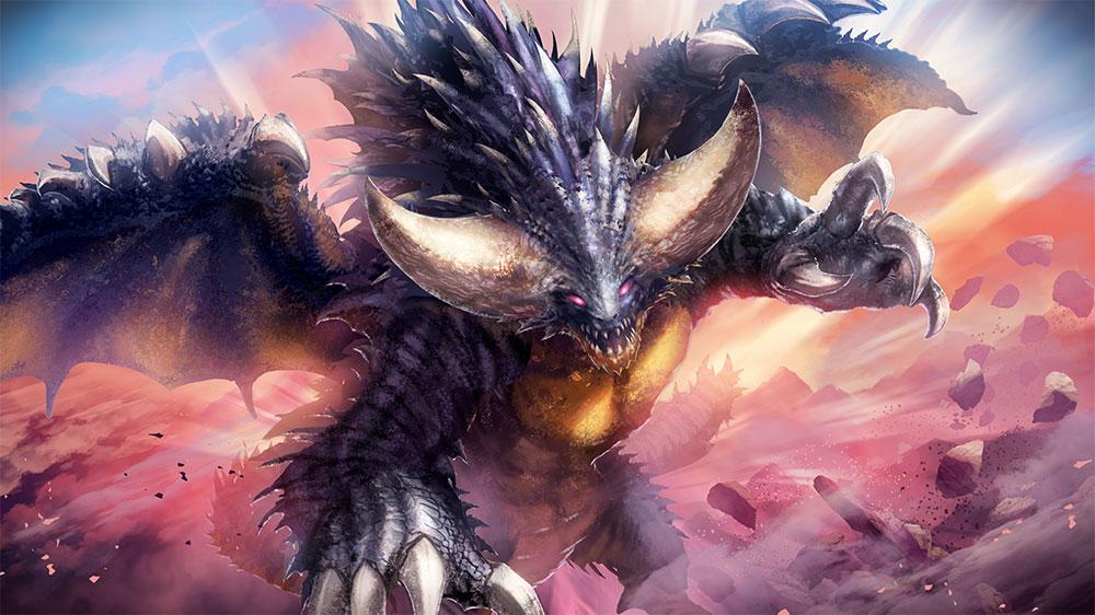Nergigante Monster Hunter World Image 2260466 Zerochan