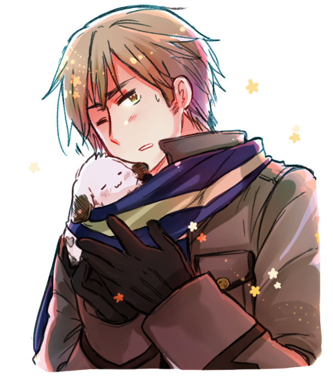 Tags: Anime, Rosel D, Axis Powers: Hetalia, Netherlands, Nijntje, Asterisk, Pixiv, PNG Conversion, Fanart From Pixiv, Fanart, deviantART, Germanic Countries