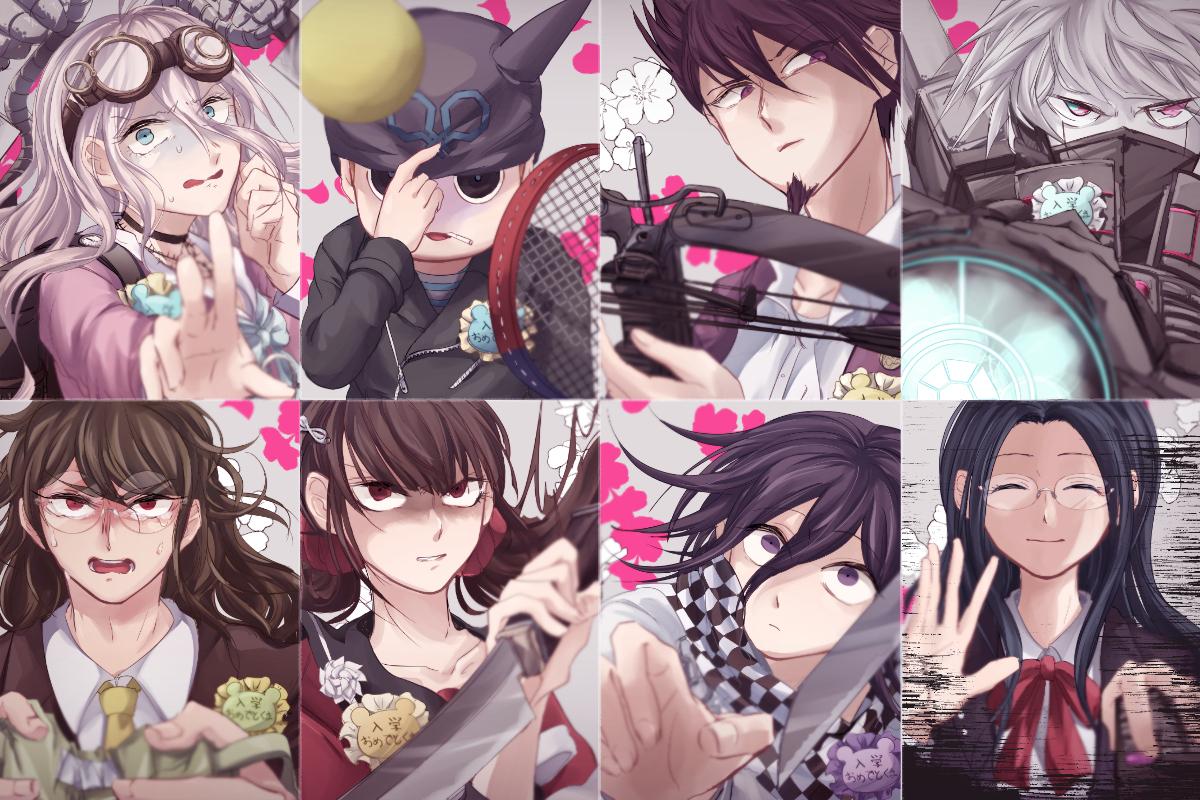 New Danganronpa V3 Danganronpa V3 Killing Harmony Wallpaper 2705312 Zerochan Anime Image Board
