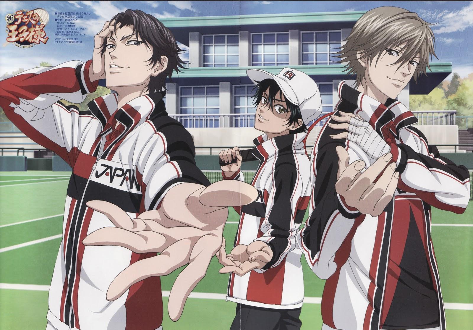 Sakuno Ryuzaki New Prince Of Tennis