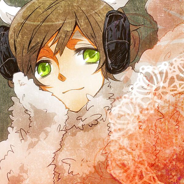 Tags: Anime, Pixiv Id 5483060, Axis Powers: Hetalia, New Zealand, Hetaween 2011, Pixiv, Fanart