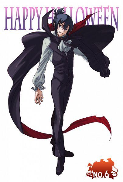 Tags: Anime, momoco (Pixiv451367), No.6, Nezumi (No.6), Vampire, Vampire Costume, Halloween Costume