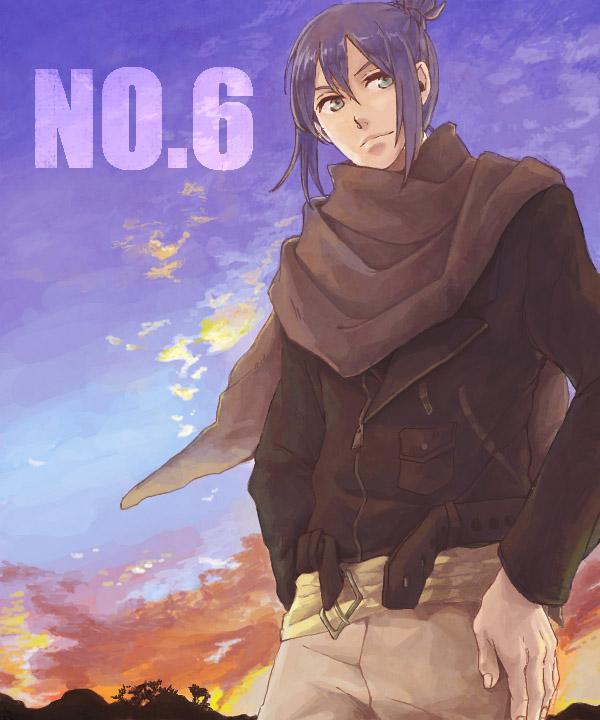 Tags: Anime, Noyu, No.6, Nezumi (No.6), Pixiv