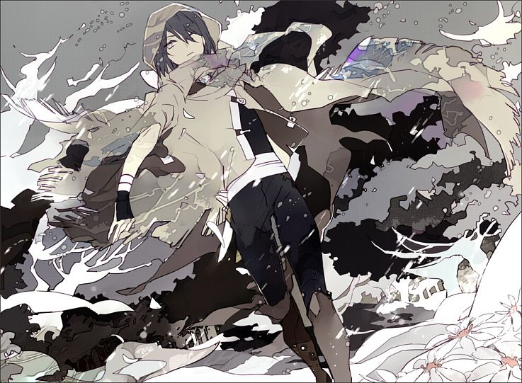 The heat of the wolf {ID} Nezumi.(No.6).600.784531