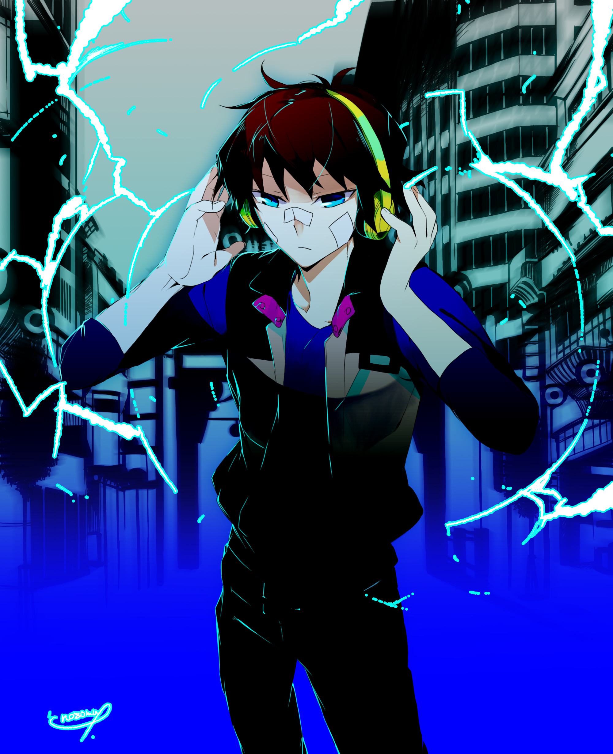 Hamatora Zerochan Anime Image Board