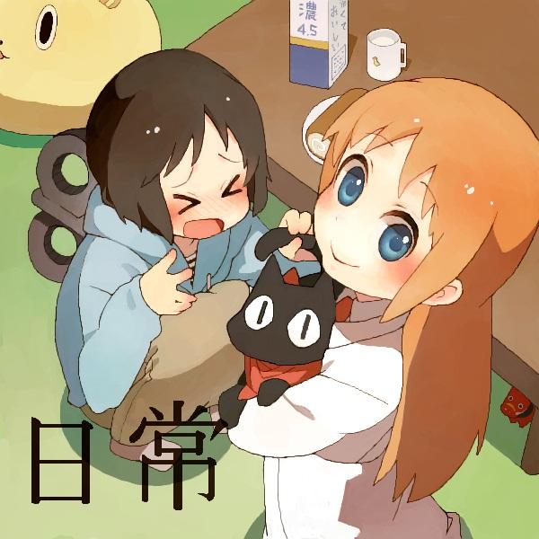 Nichijou Image #528831 - Zerochan Anime Image Board