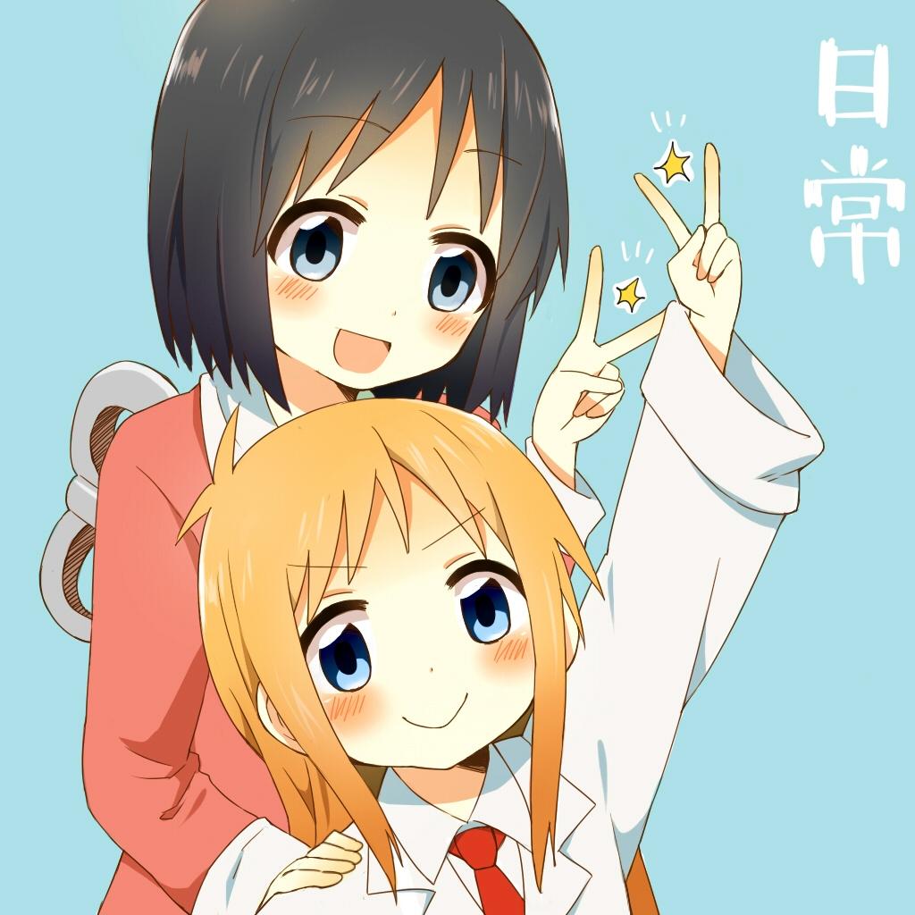 Nichijou/#531593 - Zerochan