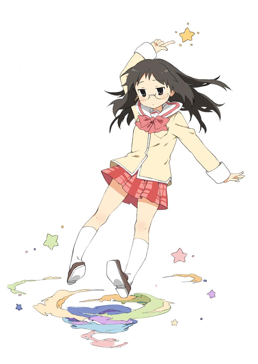 Nichijou - Zerochan Anime Image Board