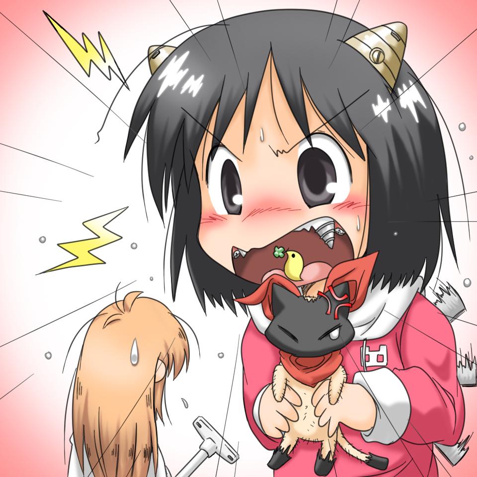 Nichijou Image #905183 - Zerochan Anime Image Board