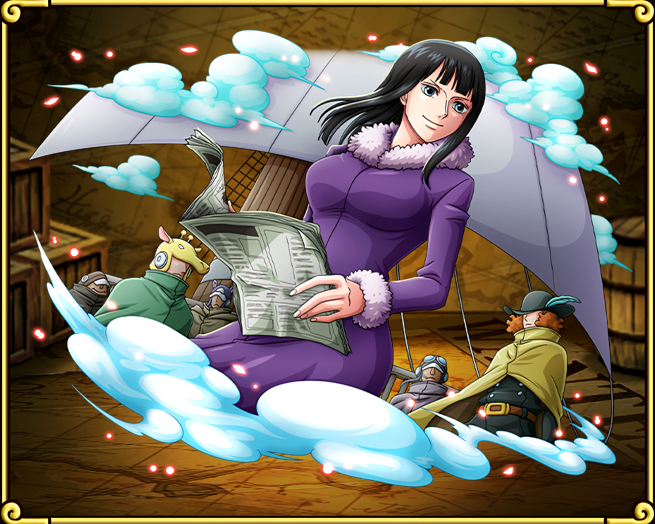 Tags Anime ONE PIECE Treasure Cruise Nico Robin