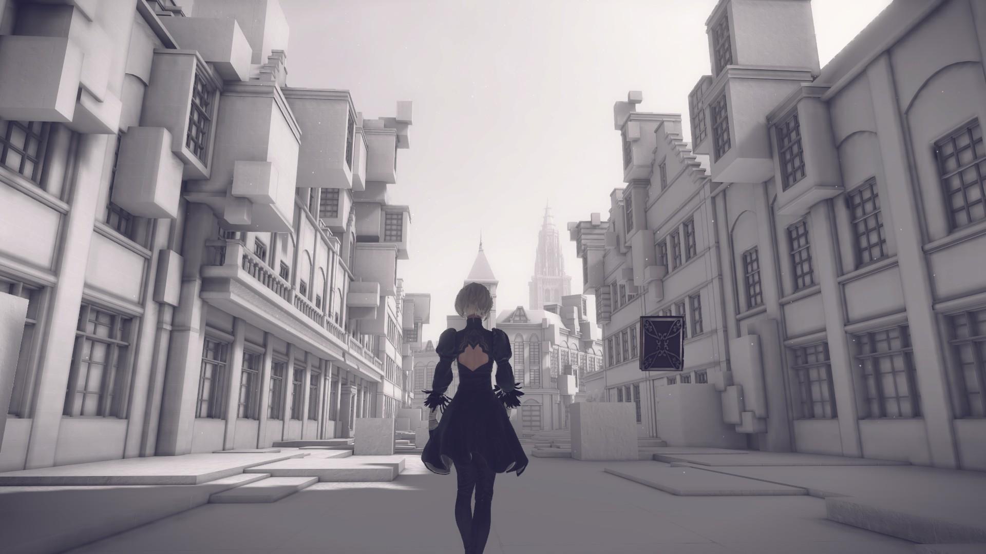 Nier Automata Hd Wallpaper Zerochan Anime Image Board