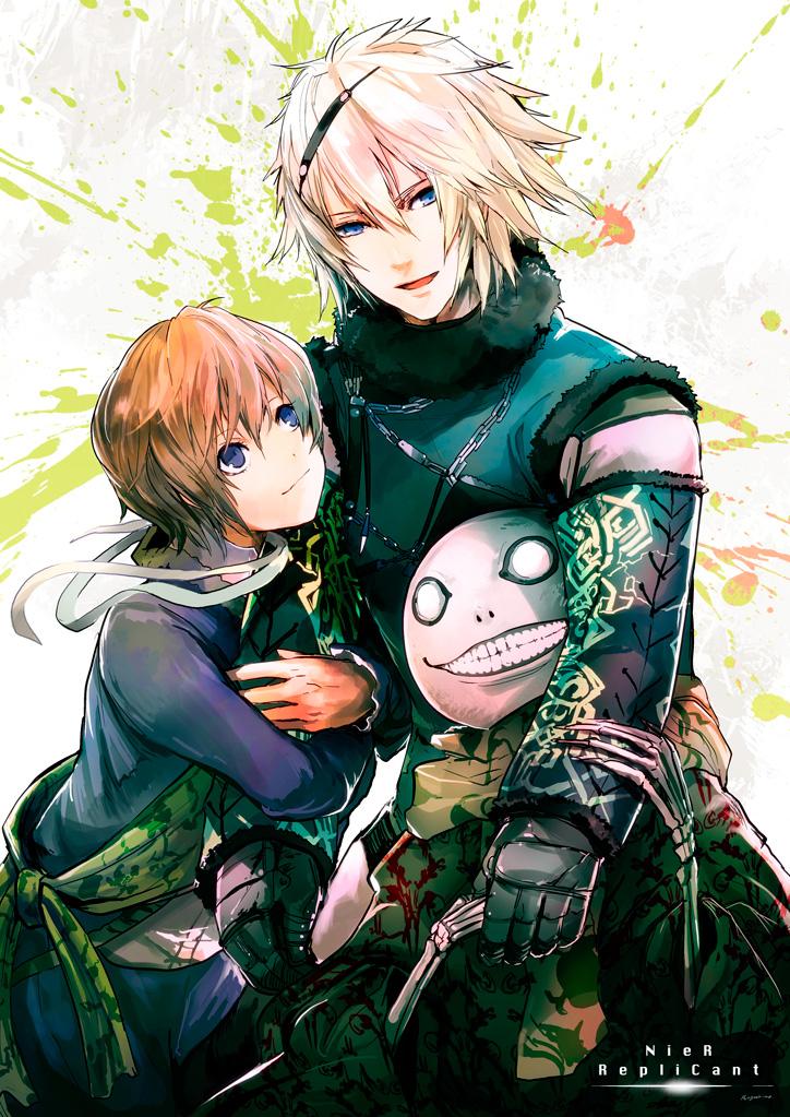 Emil (NieR) - Zerochan Anime Image Board