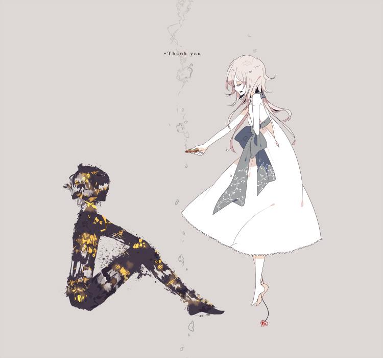 Yonah Nier Zerochan Anime Image Board