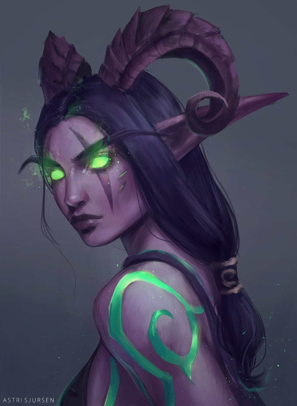 Warcraft night elf porn