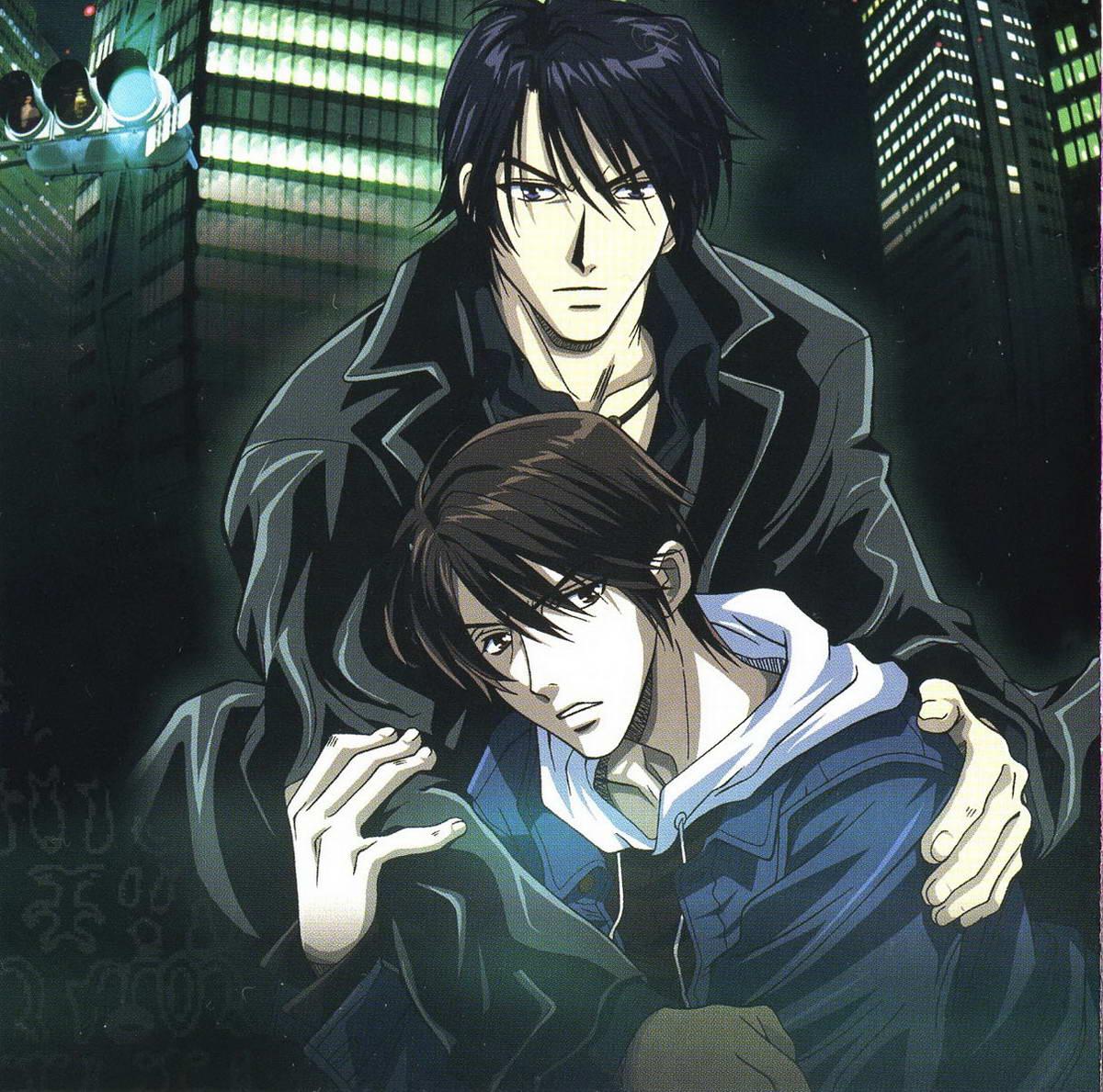 Night Head Genesis Zerochan Anime Image Board