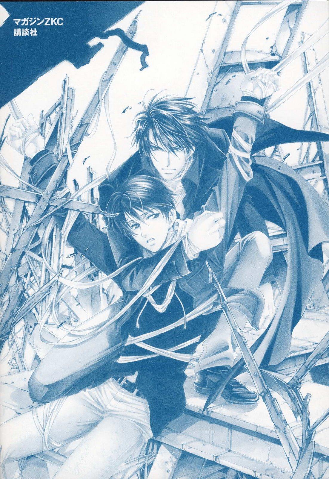 Night Head Genesis Image 65495 Zerochan Anime Image Board