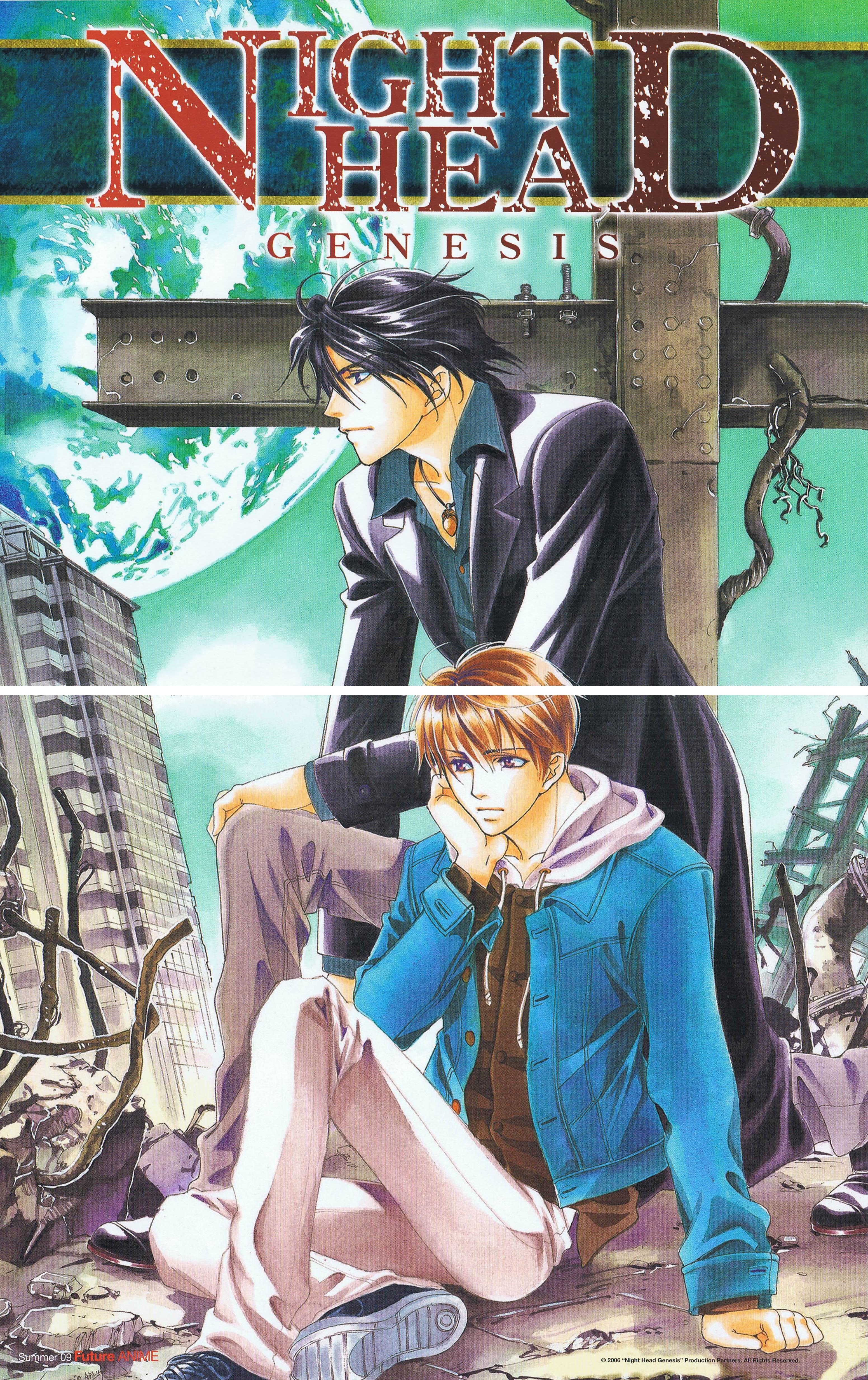 Night Head Genesis Image 69713 Zerochan Anime Image Board
