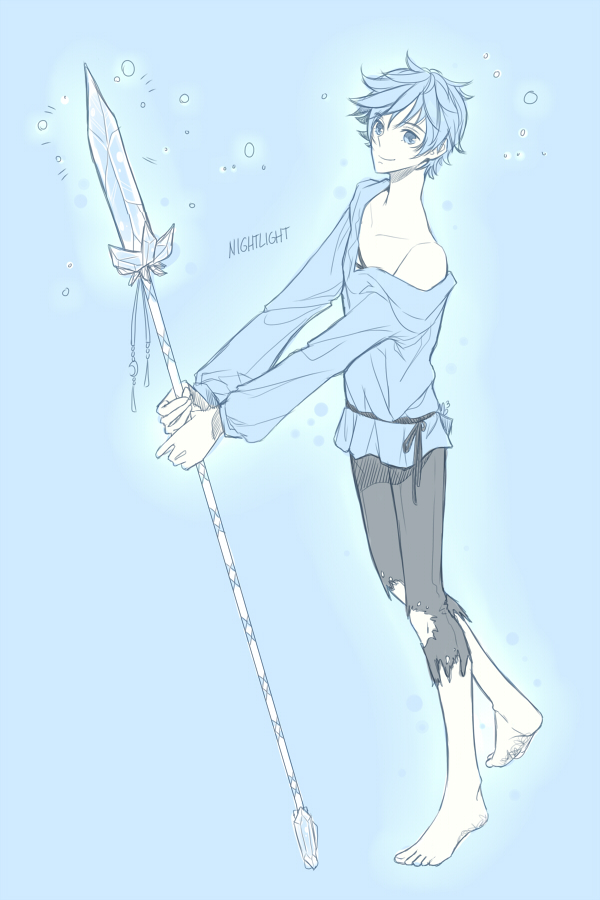 Tags: Anime, Ionahi, Rise of the Guardians, Nightlight (Rotg), Torn Pants, Fanart, Mobile Wallpaper, Fanart From Pixiv, Pixiv