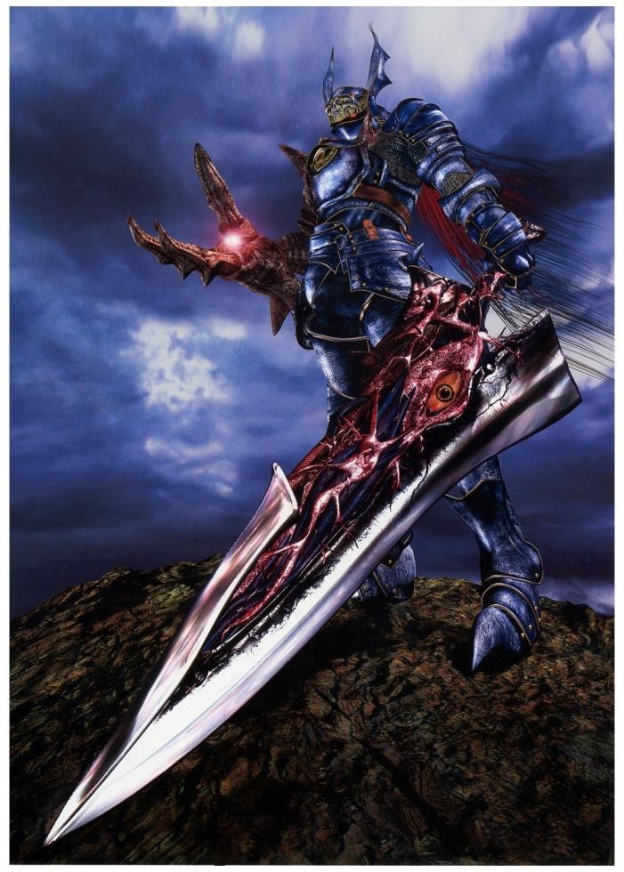 Nightmare (Soul Calibur) - Zerochan Anime Image Board  Nightmare (Soul...
