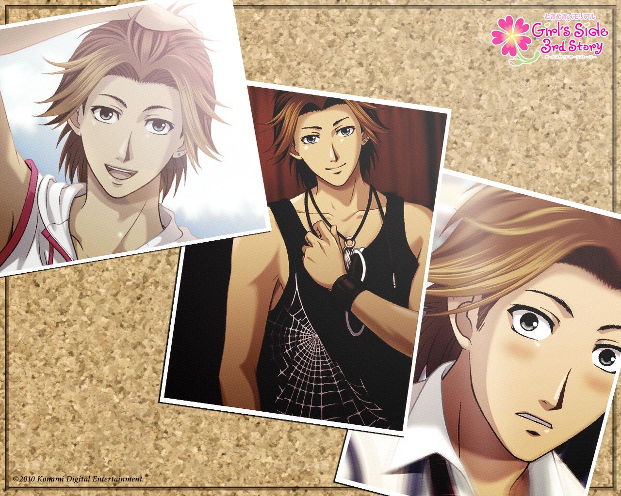 Tokimeki Memorial Girl S Side 3rd Story Wallpaper Zerochan Anime Image Board