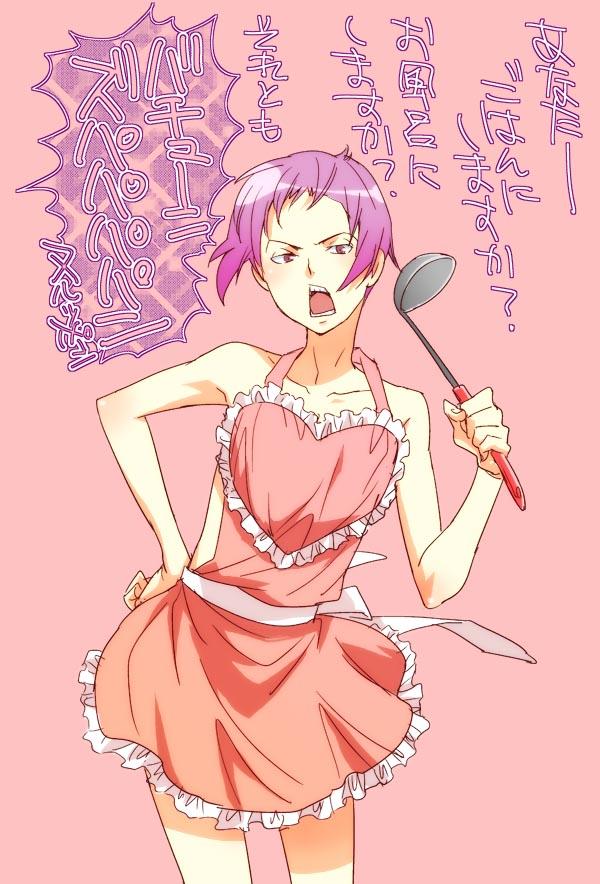 Tags: Anime, Pixiv Id 340743, Bakuman。, Niizuma Eiji, Ladle