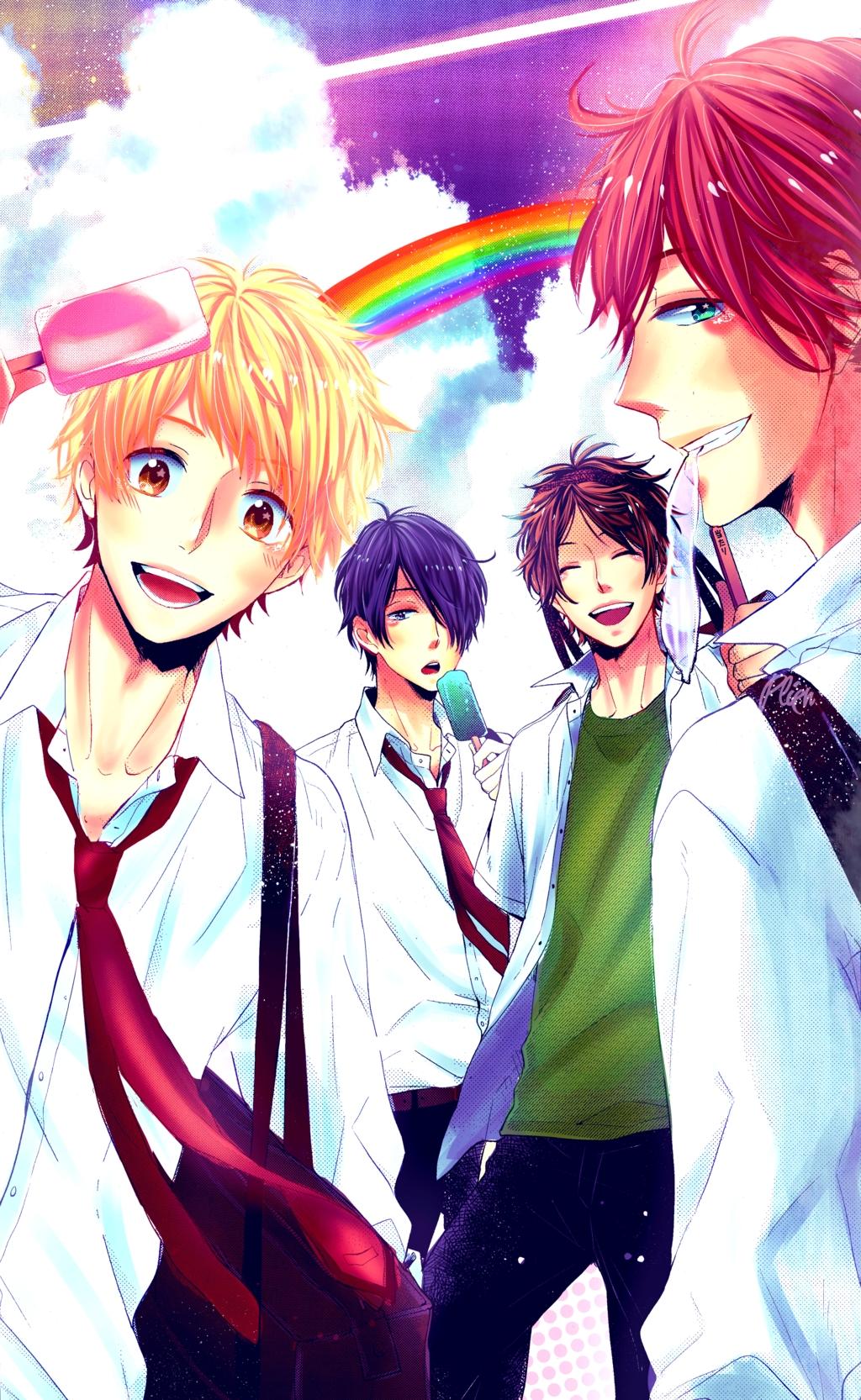 Nijiiro Days Zerochan Anime Image Board