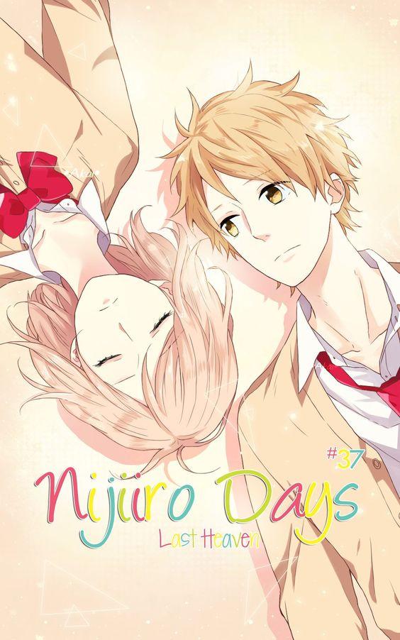 Tags: Anime, Mizuno Minami, Nijiiro Days, Hashiba Natsuki, Kobaya Anna