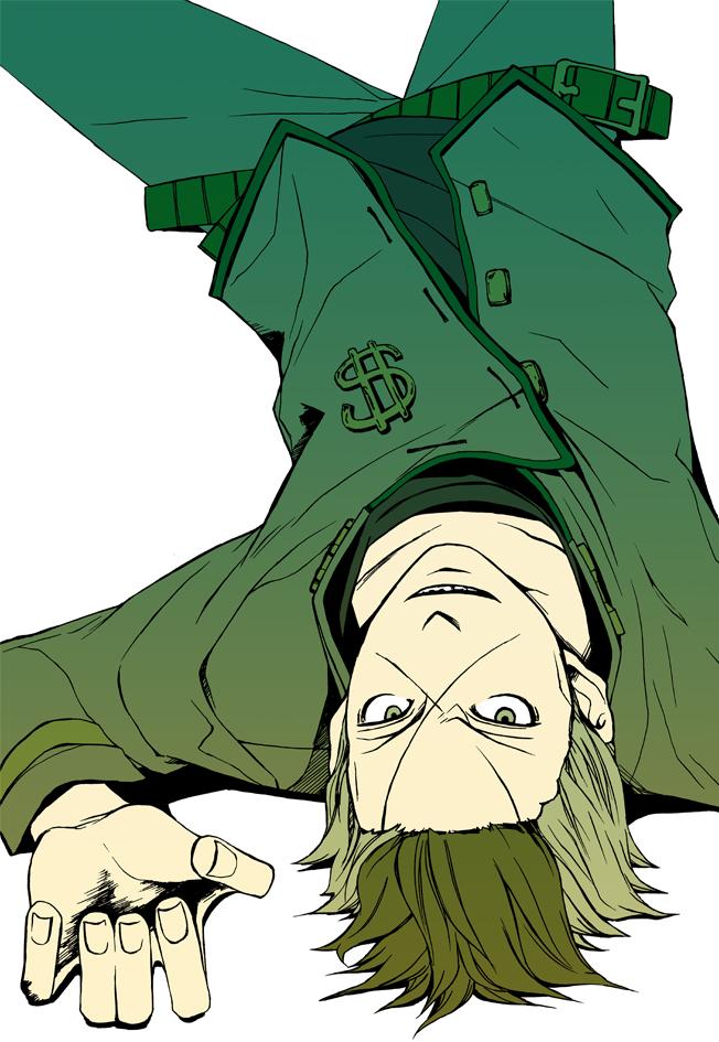 Tags: Anime, JoJo no Kimyou na Bouken, Diamond Is Unbreakable, Nijimura Okuyasu, Mobile Wallpaper