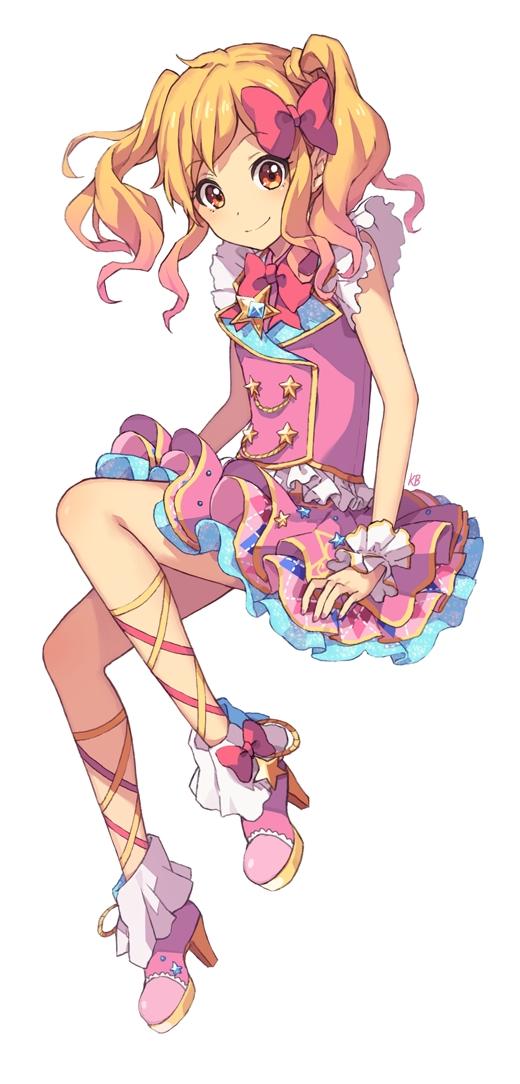 Tags: Anime, KB (Pixiv1586525), Aikatsu Stars!, Nijino Yume, Yume Nijino