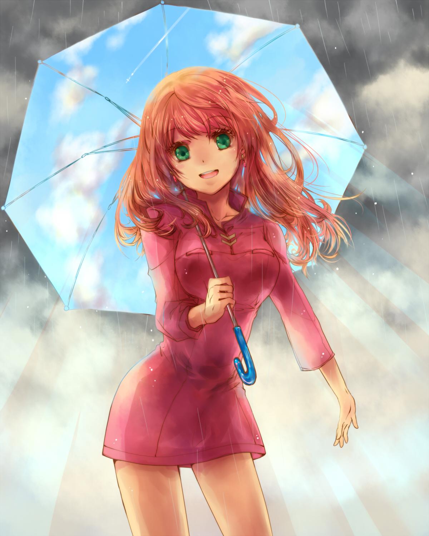 Tags: Anime, Pixiv Id 8815429, Soredemo Sekai wa Utsukushii, Nike Remercier,